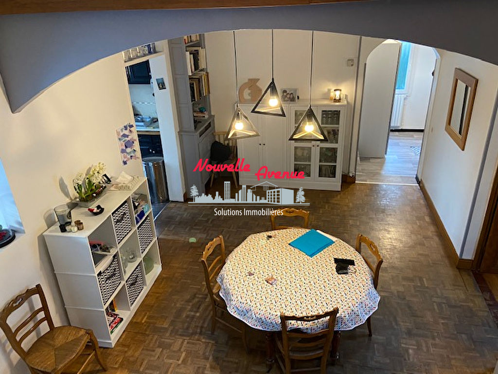 Le Blanc Mesnil - Stalingrad - Maison 5 pièce(s) 143 m2