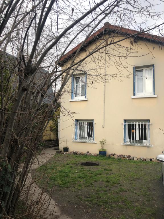 Aulnay Sous Bois - Le Parc -Maison 4 pièces 71.87 m²
