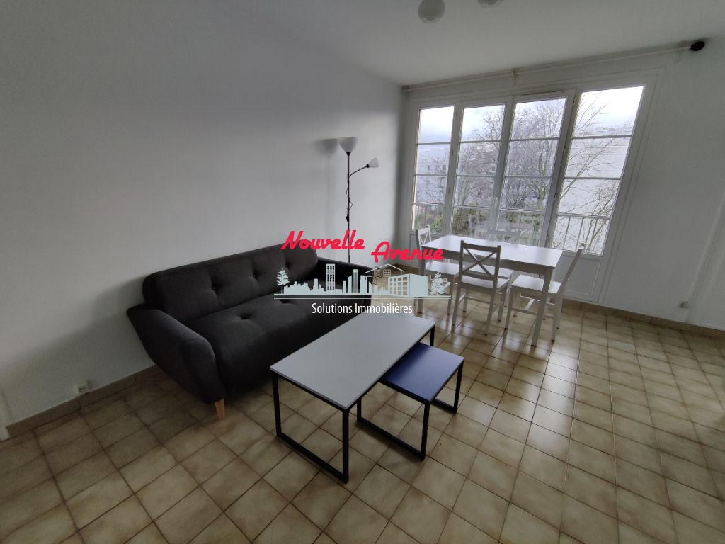 Sevran - Freinville - Appartement 2 pièce(s) 41.89 m2