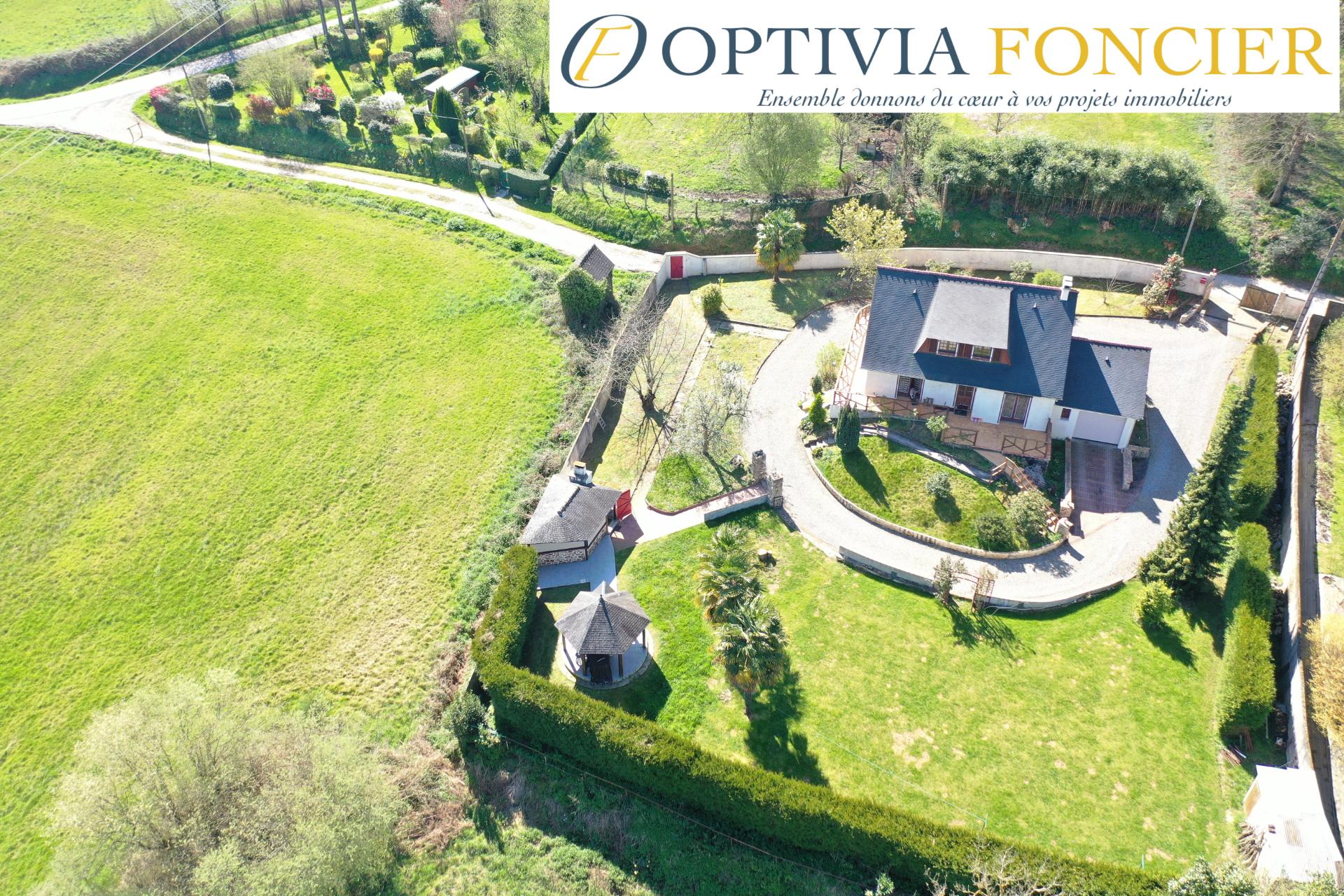Maison T4 115 m² - 1 738 m² de terrain - Extension possible