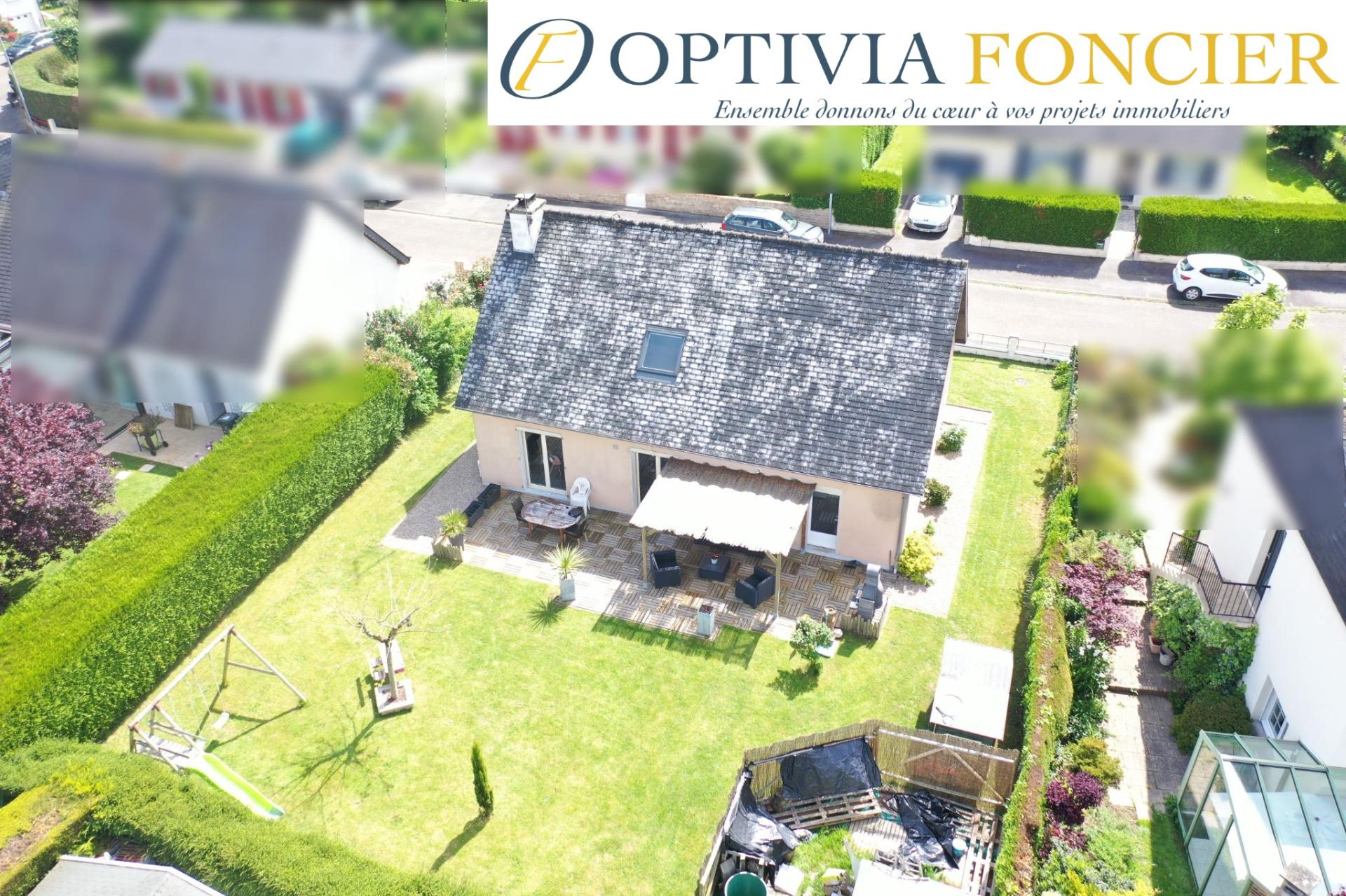 Maison T5 Pont Réan (106 m²) - Belles prestations - 538 m² de terrain