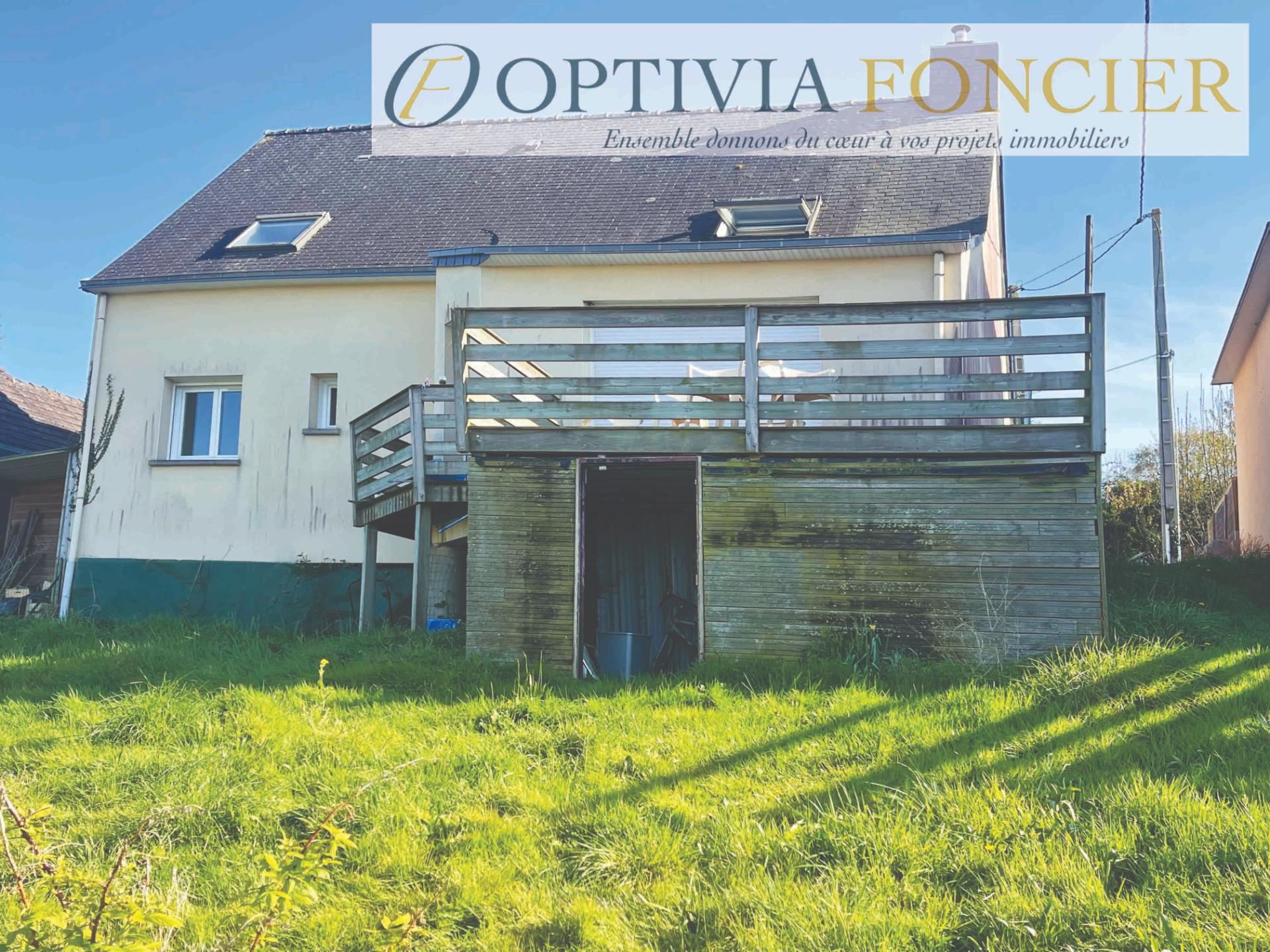 Maison T6 119 m²  - 675 m² de terrain