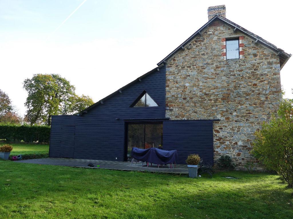 Maison T5 Guichen - 132 m² - 960 m² de terrain