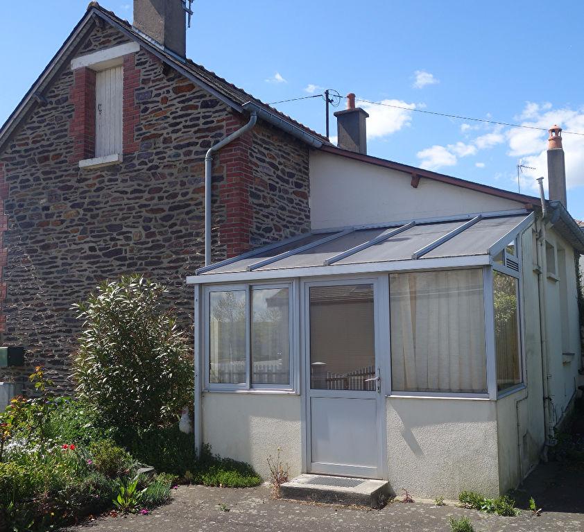 Maison Rennes 2 pièce(s) 43 m² - 530 m² de terrain (extension possible)