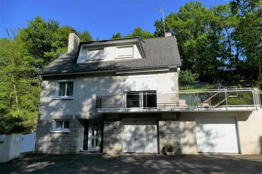 Maison Pont Réan T6 - 158 m² - 650 m² de terrain