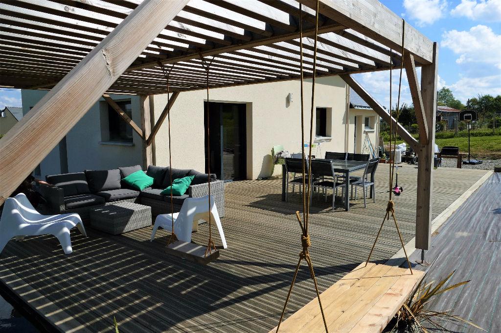 Maison Bovel  T5/6 106 m² - 4 000 m² de terrain - Potentiel 130 m² au sol