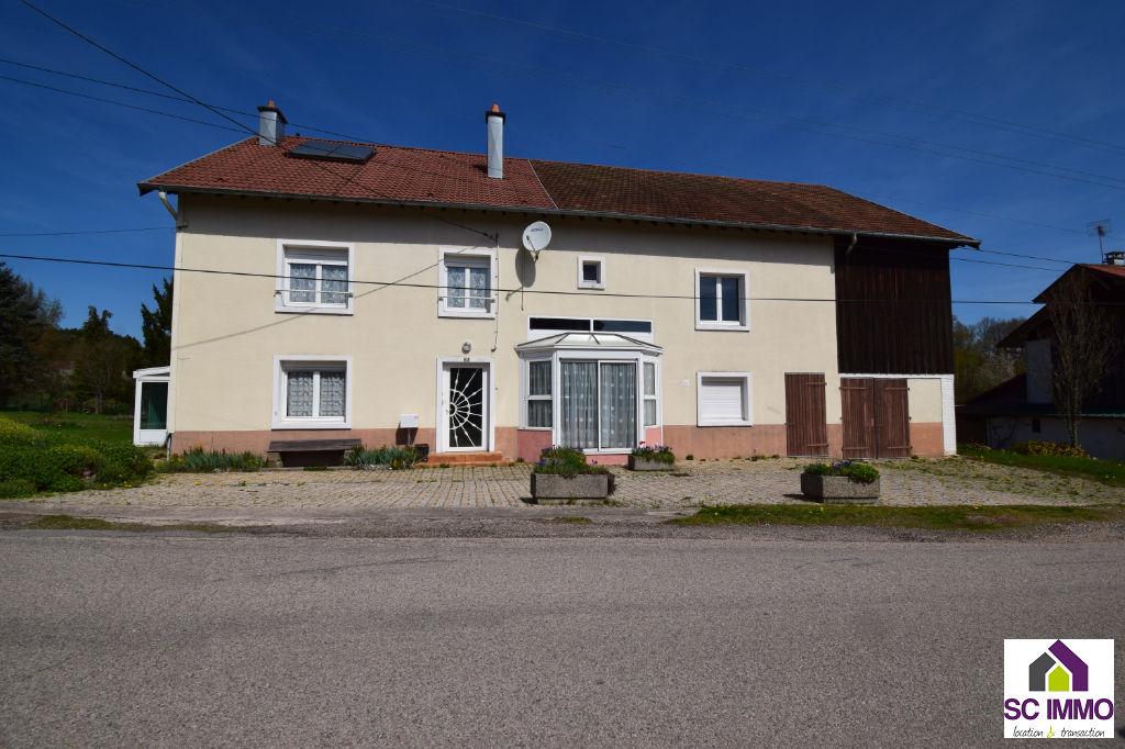 Maison Saulcy Sur Meurthe 9 pièce(s)
