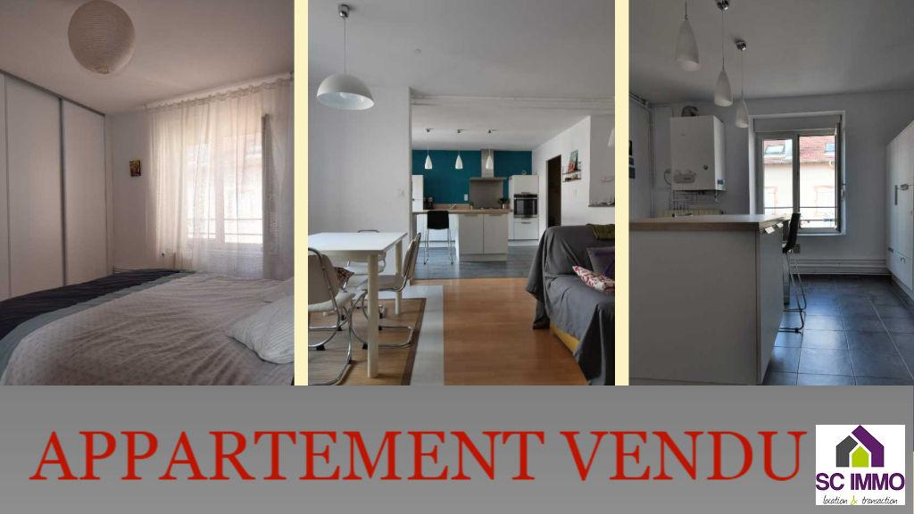 Appartement Saint Die 4 pièces 96.23 m2
