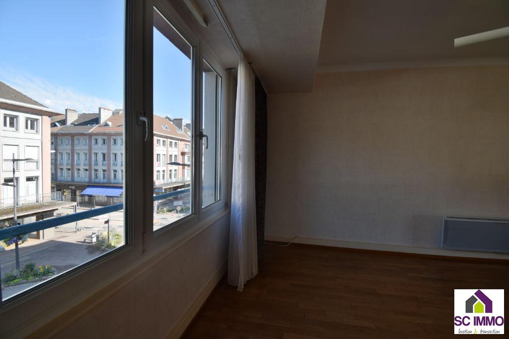 Appartement centre Saint Die Des Vosges  3 pièces 83.25 m2