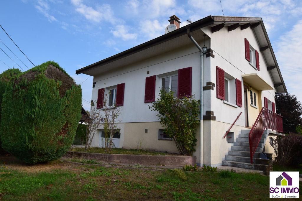 Maison d'habitation 4 pièces 98 m2