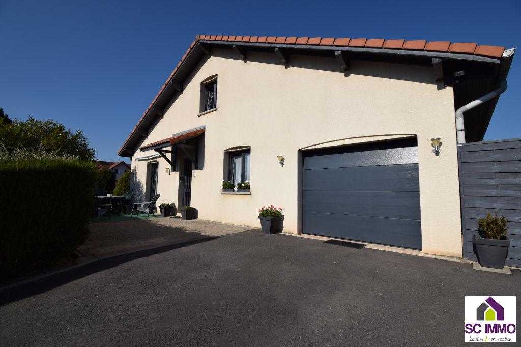 Maison Fraize, 3 chambres, avec Garage.