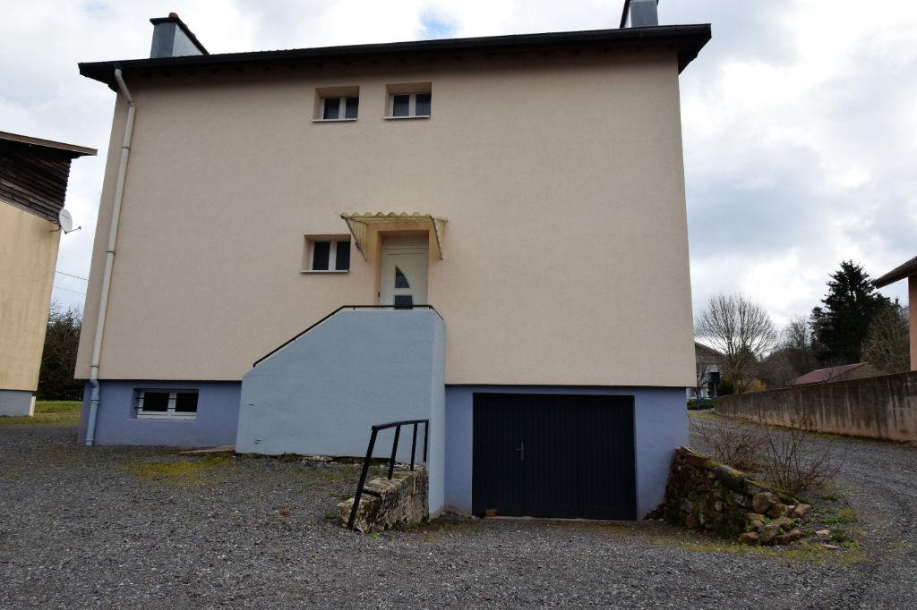 Maison 5 pièces - Saulcy/Meurthe
