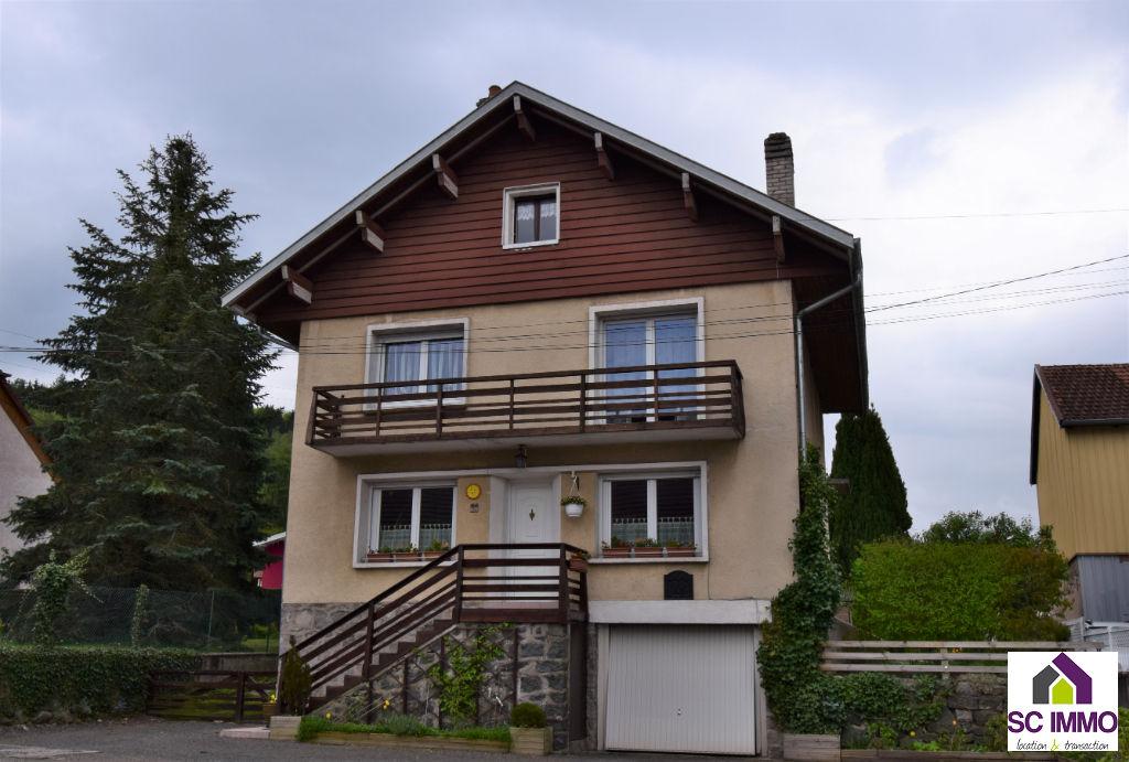 Maison Plainfaing 9 pièce(s) 150 m2