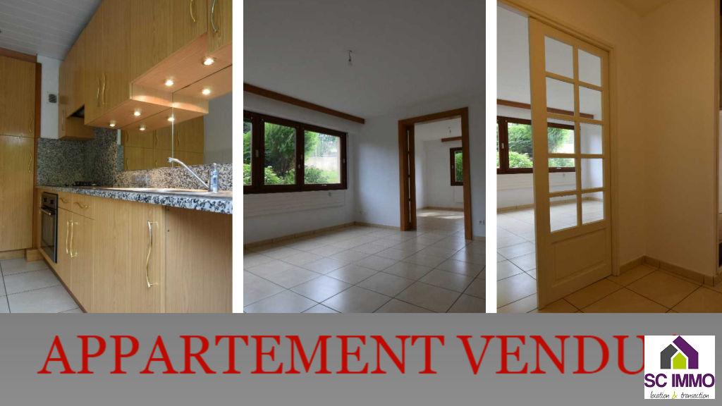 Appartement + Garage à Saint Die. 3 pièce(s) 70 m2