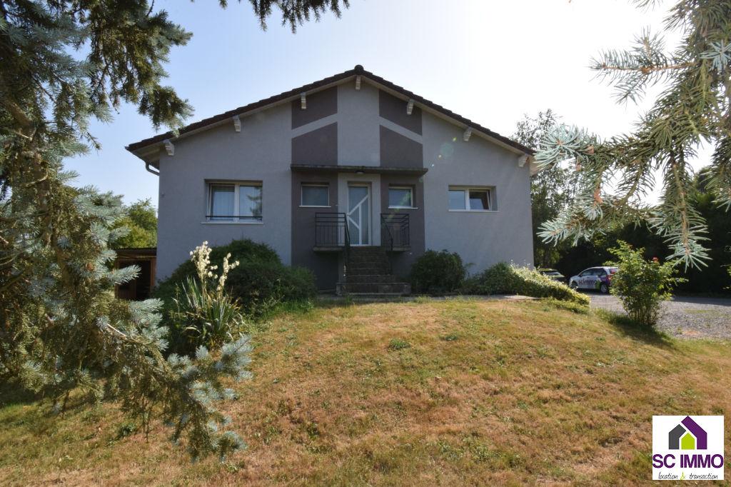 Maison Saulcy Sur Meurthe 8 pièce(s) 102 m2