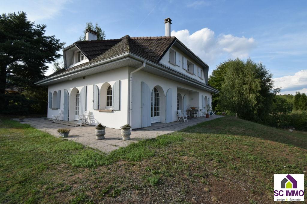 Saulcy-Sur-Meurthe - Maison  8 pièce(s) 230 m2