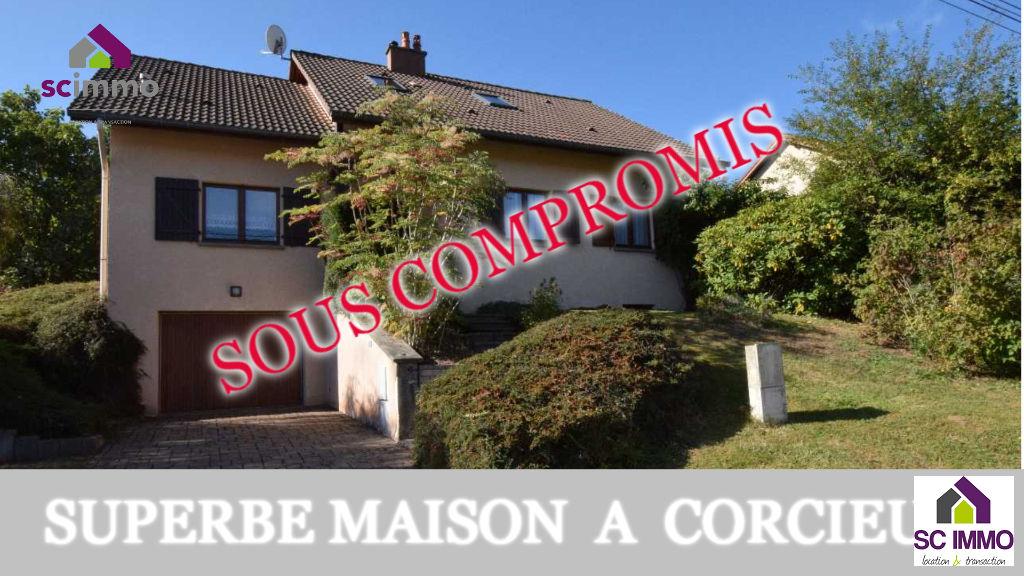Maison Corcieux 8 pièce(s) 145 m2