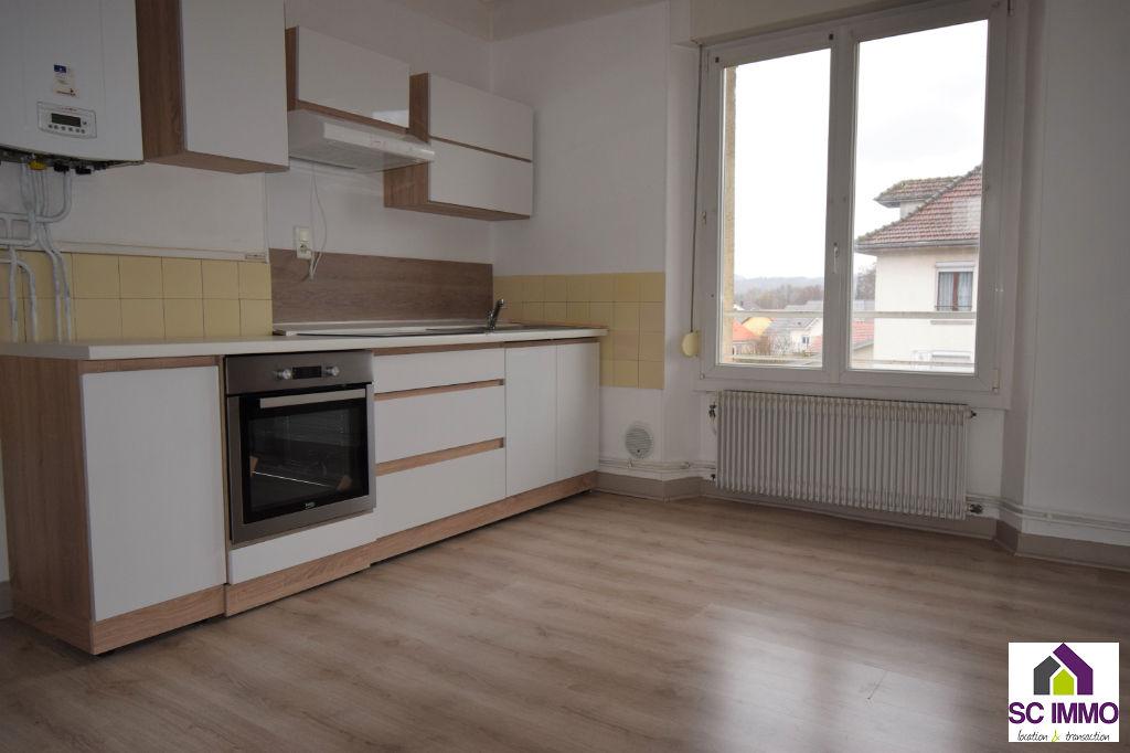 Appartement - 2 pièces - 62m2