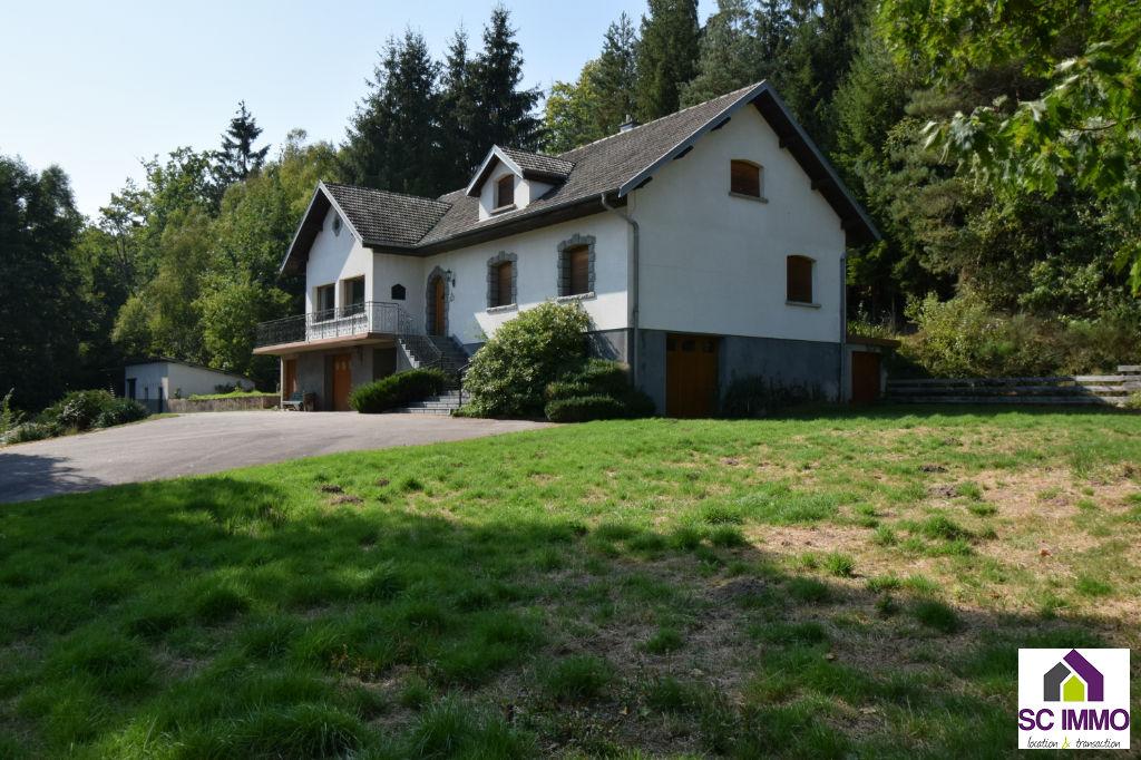 Propriété Saint Leonard  - Étang, foret, maison 8 pièce(s) 216 m2