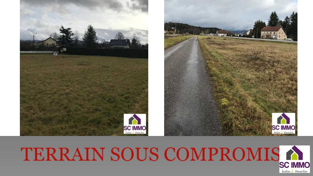 Terrain Saulcy/Meurthe