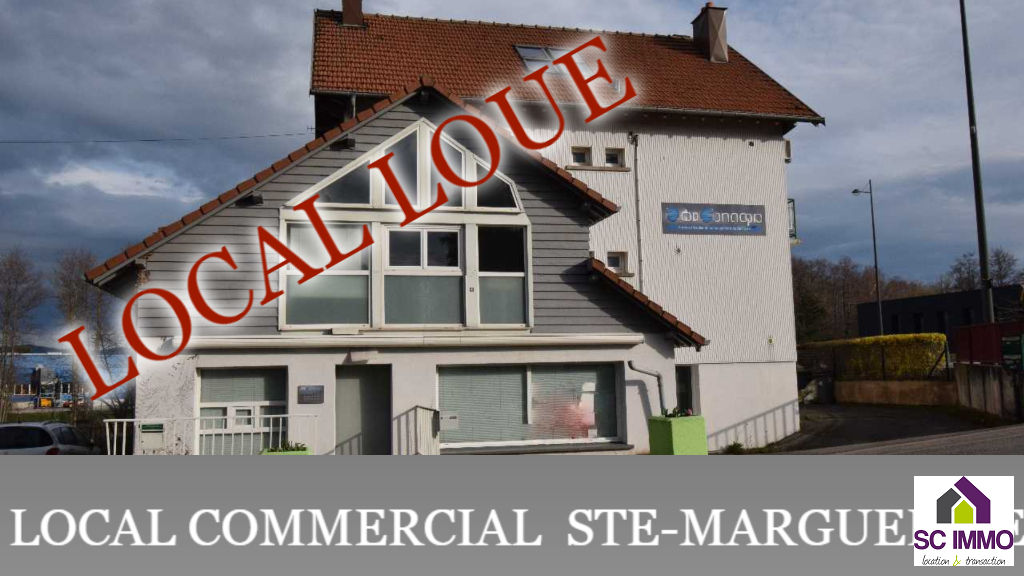 SAINTE MARGUERITE  - Local commercial  128 m2