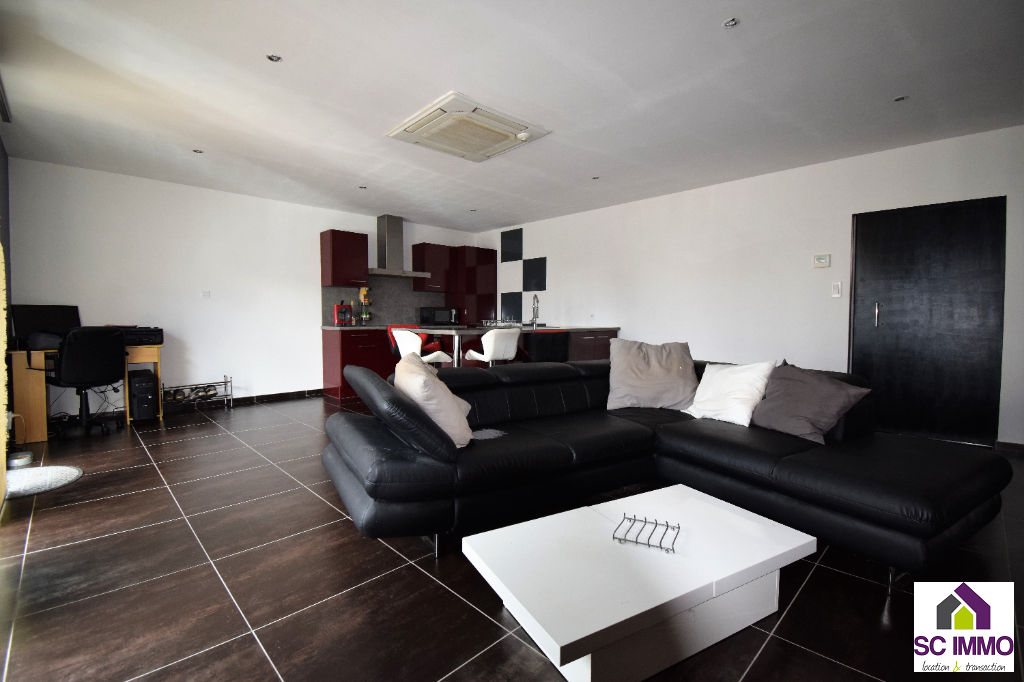 Appartement Saint Dié 2 pièce(s) 65.39 m2