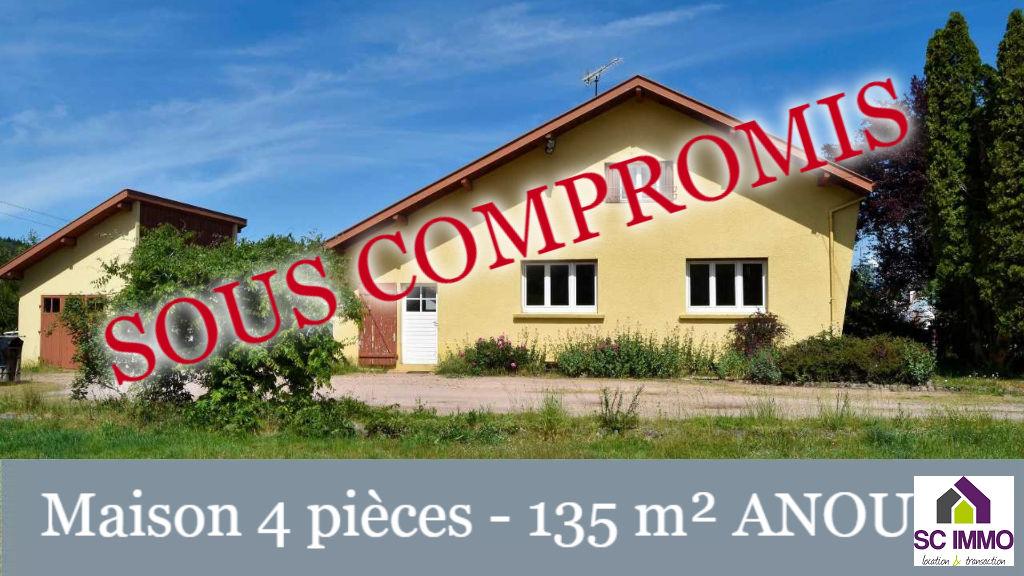 Maison Anould 135 m2