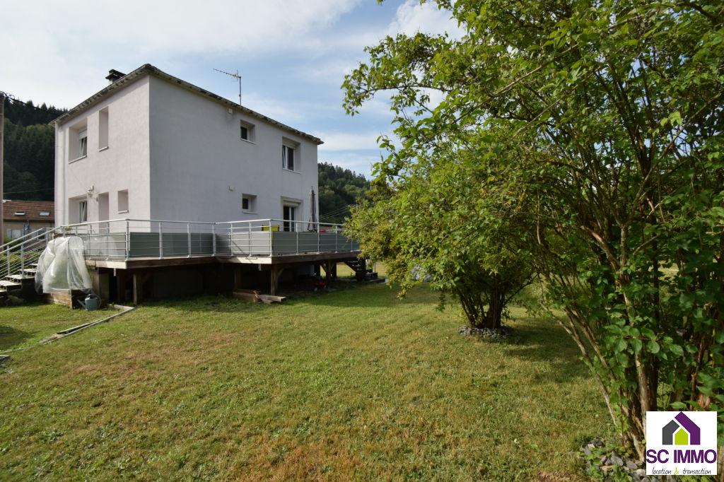 Maison Plainfaing 5 pièce(s) 84 m2