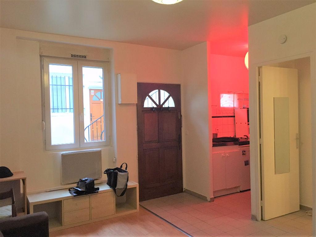 Studio 23 m2 Paris 20ème