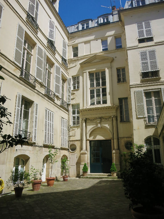 Studio 19 m2 Paris 6ème