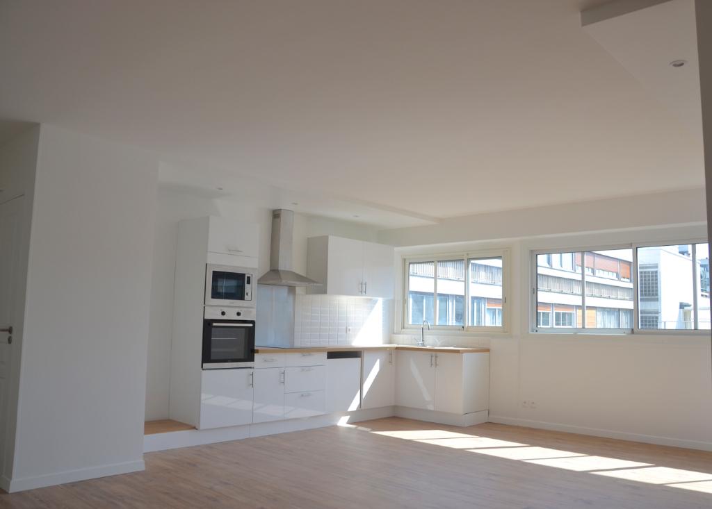 Appartement 4 pièces 74m² paris 15ème