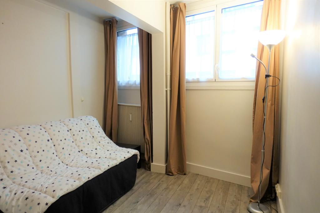 Studio 23 m2 - Paris 19ème