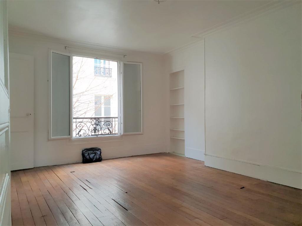 Appartement 3 pièces 57m² paris 10ème