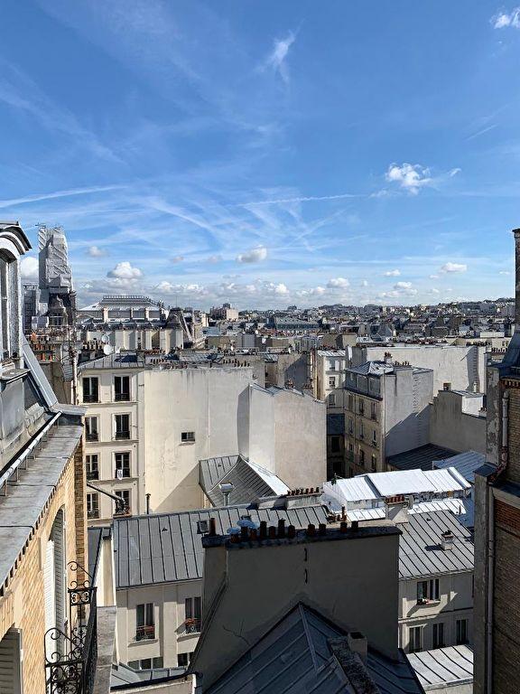 Studette 7.21m2 Paris 10ème