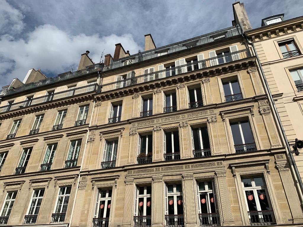 Studette 7.74 m2 Paris 9ème