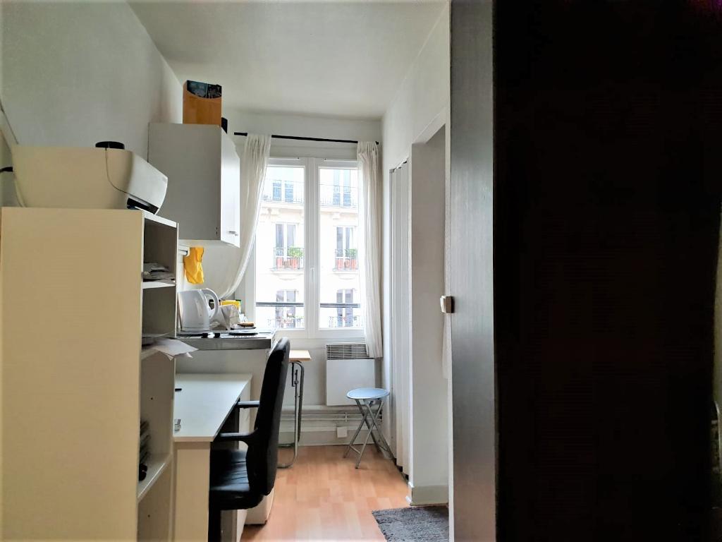 Studio Meublé 10.06m² 75005 Paris