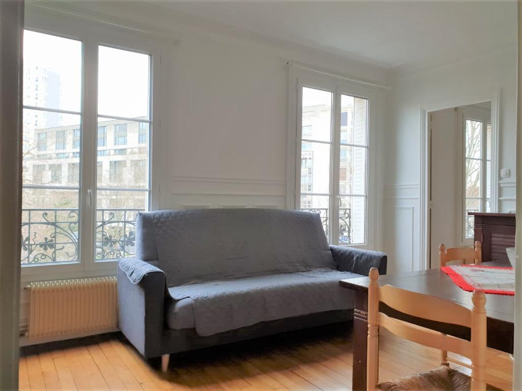 Appartement 3 pièces 60.24 m2 75011 Paris