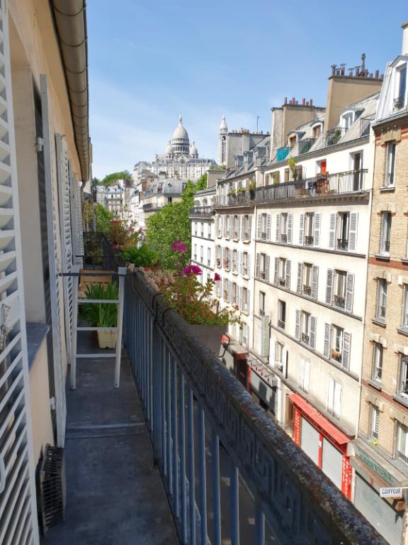 Appartement 5/6 pièces 130 m2 Paris 18ème
