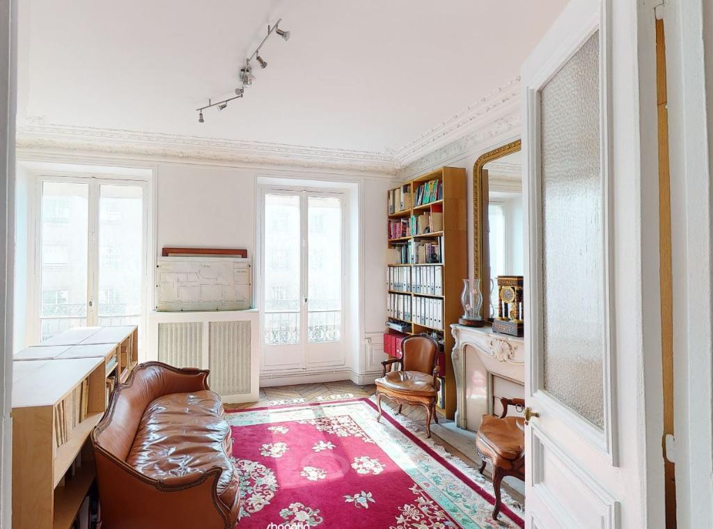 Appartement 4 pièces 95m² Paris 9ème
