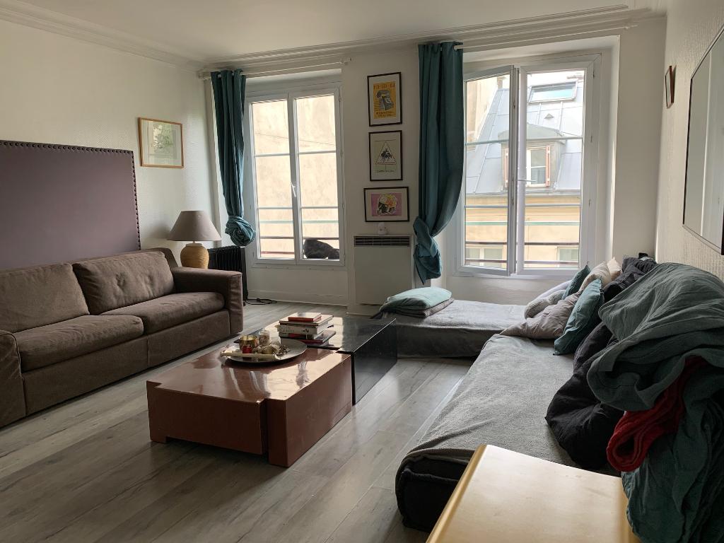Appartement 3 pièces 70.1 m2 Paris 10ème