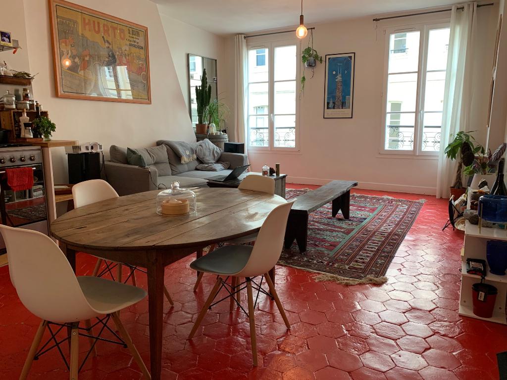 Appartement Paris 2 pièces 48 m2