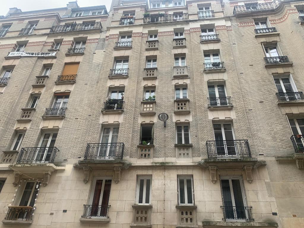 Appartement 2 pièces 30 m2 Paris 20ème