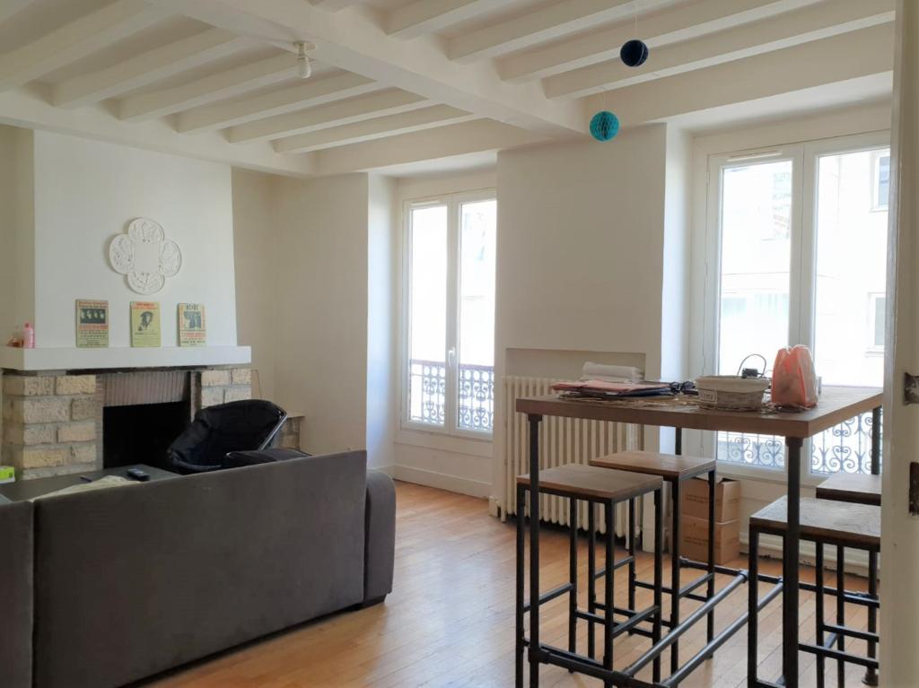 Appartement 3 pièces 61m² Paris 11ème