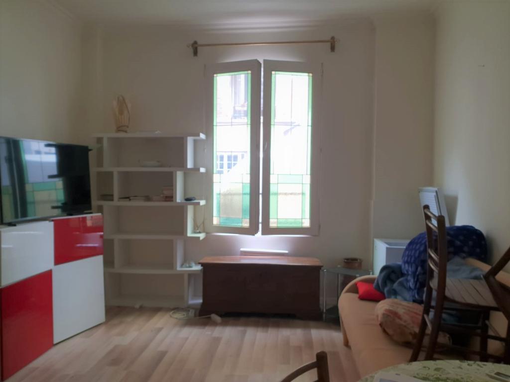 Appartement 2 pièces 30m2 paris 18ème