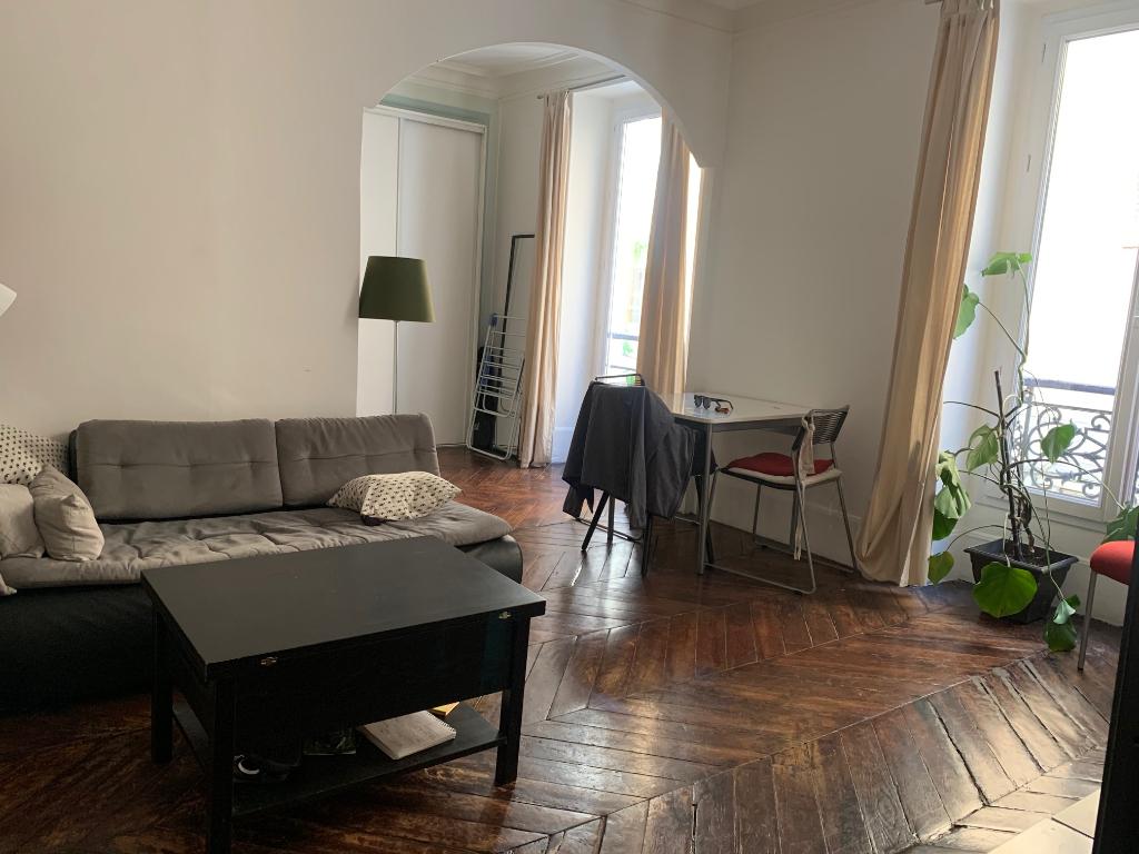 Appartement  2 pièces 37 m2 Paris 11ème