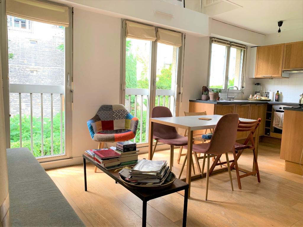 Duplex 35.86m2 Paris 18ème