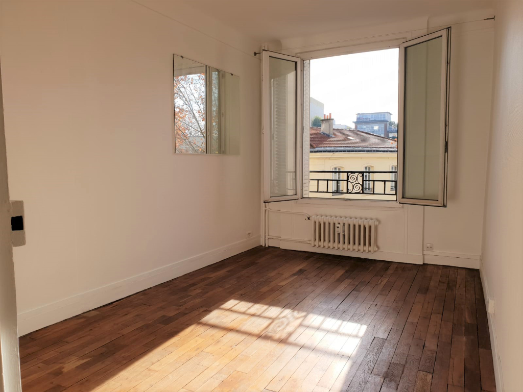 Studio 29,68m² paris 19ème