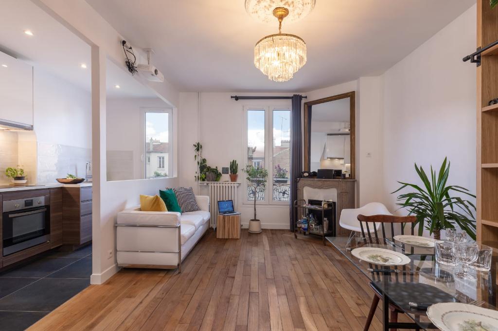 Appartement 3pièces 61,70m² 92110 Clichy