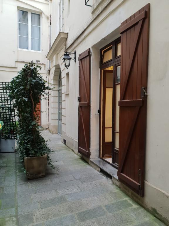 Appartement 2 pièces 21.5 m2 75003 Paris