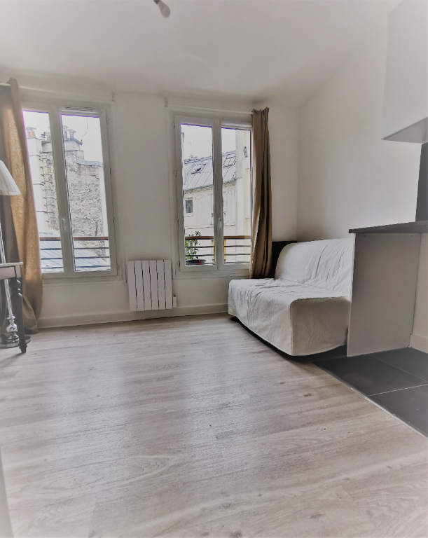 Studio 14m² paris 9ème
